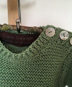 3212334546d94 Ligne Sauvage - Des vêtements en fibres naturelles